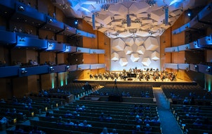 Music director Osmo Vänskä led the Minnesota Orchestra in their first performance in front of a live audience at Orchestra Hall since March 2020.
