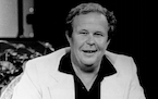 Actor Ned Beatty, seen in 1980, died Sunday of natural causes at his home in Los Angeles. He was 83.