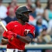 With a hit and two stolen bases in the Twins' 5-2 victory over the Astros on Saturday, Nick Gordon became only the second player in Twins history to