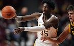 Junior forward Isaiah Ihnen is the Gophers' lone returning player. Summer camp will begin the search for a new starting five.