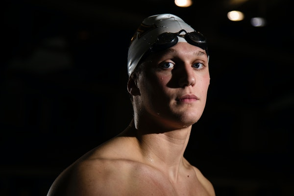 Gophers swimmer McHugh swims two personal-best times at U.S. Olympic swimming trials