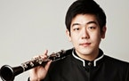 SPCO principal clarinetist Sang Yoon Kim was featured in two premieres Saturday.