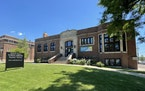 Some community members want the Hamline Midway Library to move to a new location adjacent to Hamline Elementary School and the Hancock Recreation Cent