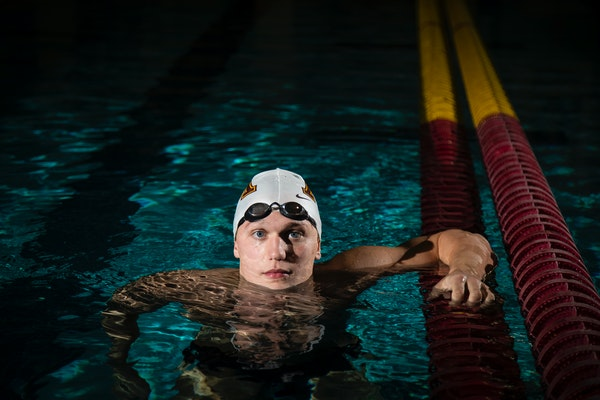 Gophers swimmer McHugh finishes seventh in 100 breaststroke at U.S. Olympic trials