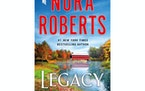 """""""Legacy"""" by Nora Roberts (St. Martin's Press)"""