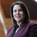 University of Minnesota President Joan Gabel  Credit: Glen Stubbe/Star Tribune