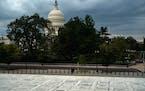 The U.S. Capitol in Washington on Oct. 1, 2020.
