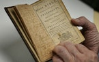 Phil Handy had a pre-Revolutionary War bible in need of repair. After searching and searching for book conservators, he came across Bailey Kinsky and