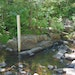 This water level gauge in Duluth's Chester Creek near Skyline Boulevard is one of 19 that the Natural Resources Research Institute is asking residen