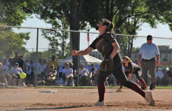 Tuesday's state softball roundup