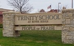 Trinity School at River Ridge in Eagan is one of three schools in the nation run by People of Praise, the small religious community that includes U.S.