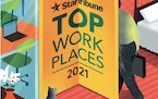 Is your company on the list of Minnesota's 2021 Top Workplaces?