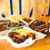 Midtown Global Market vendors East Lake Brewery, Manny's Tortas and Soul to Soul Smokehouse are teaming up for a Father's Day package.