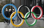 Ticket sales for the Olympics were to account for $800 million in income for the organizing committee.