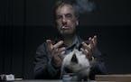 "Bob Odenkirk stars as Hutch Mansell in ""Nobody."""