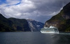The newest Oceania Cruises luxury ship, Vista, will begin sailing in 2023.