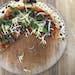 The Isaac Becker Pizza at Sanjusan.