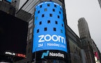 Even C-suite executives are deciding to work remotely more often as the pandemic comes to an end, relying on Zoom and other technologies to connect.