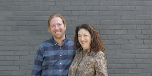 Gregory J. Smith and Rebecca Heidenberg just opened Dreamsong, a multidisciplinary arts space in their northeast Minneapolis home.