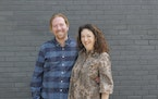 Provided photo Gregory J. Smith and Rebecca Heidenberg just opened Dreamsong, a multidisciplinary arts space in their northeast Minneapolis home.