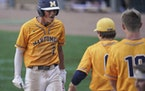 Electric and then some: Mahtomedi routs Grand Rapids for 3A title