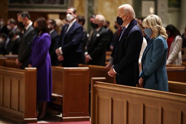 U.S. Catholic bishops move toward rebuke of Biden
