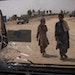 A damaged Humvee was seen in Lashkar Gah, Afghanistan, in May, left behind as U.S. and NATO troops withdraw.