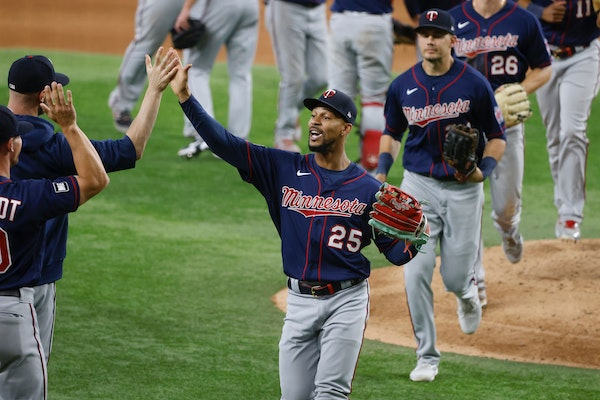 Neal: Baldelli was right not to rush Byron Buxton
