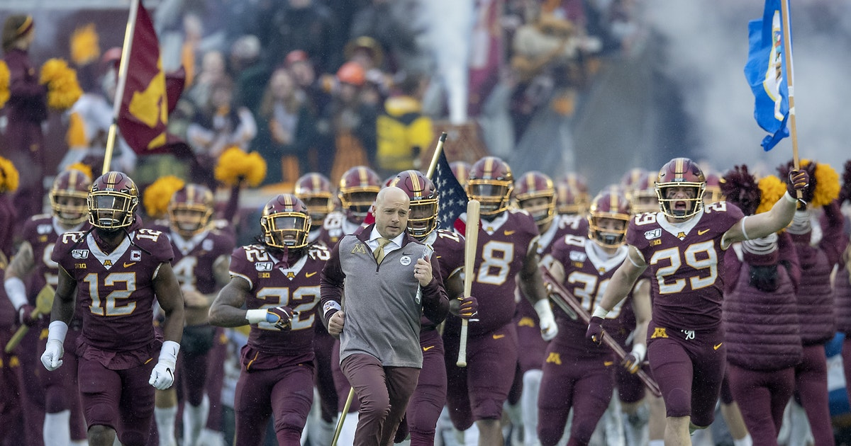 Five players, including son of former Gophers linebacker, commit to Minnesota for 2022
