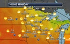 Cool Start To The Week, But Back Near 90F Thursday
