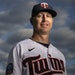 Mike Bell posed for a portrait during spring training in 2020, when he was the new Twins bench coach. A year later, Bell died from kidney cancer at ag