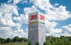 3M headquarters in Maplewood.