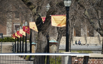 The University of Minnesota will get increased police patrols after five people were shot in Dinkytown on Friday night.