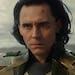 "Tom Hiddleston as ""Loki."""