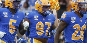 Jaylen Twyman, a sixth round pick by the Vikings out of Pittsburgh, was shot on Monday in Washington D.C.