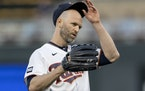 J.A. Happ was the first Twins' pitcher checked under MLB's new substance guidelines.