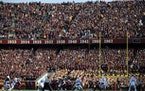 The Gophers filled TCF Bank Stadium for games against Penn State and Wisconsin in 2019 and hope to do so against Ohio State on Sept. 2.