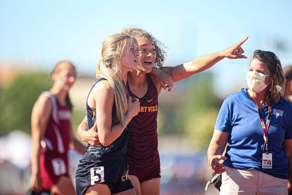 Podcast: High school sports season ends up a winner as robust crowds return