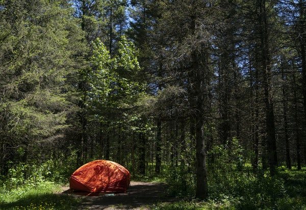 The compromise environment budget bill would ensure that state parks, like Jay Cooke State Park in Duluth, stay open. ALEX KORMANN • STAR TRIBUNE