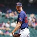 Twins starter Bailey Ober made it through four innings with a 2-1 lead Tuesday but gave up three hits, a walk and left down 3-2 after one out in the f