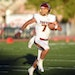 Quarterback and Gophers recruit Jacob Knuth led his Harrisburg, S.D., team to a runner-up finish in the Class 11AAA state tournament in 2020. He passe