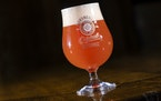 Indeed Brewing's Strawberry Fields has fruity flavor, but isn't too sweet.