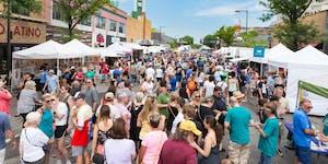 2019 Uptown Art FairProvided