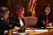 St. Paul City Council member Mitra Jalali in 2018. (Star Tribune file photo by Anthony Souffle)