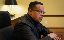 Attorney General Keith Ellison is asking the Legislature to fund 11 new prosecutors to build up his office's criminal division.