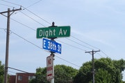 """""""We might as well call this Hitler Boulevard,"""" former state Rep. Phyllis Kahn once said of Dight Avenue in south Minneapolis."""