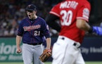 Twins reliever Tyler Duffey said he doesn't want inspections of pitchers for foreign substances to become part of gamesmanship on the part of manage