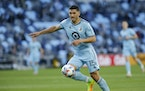 Minnesota United defender Michael Boxall on Thursday was named to the New Zealand men'ssoccer national team that will play in the Tokyo Olympics n