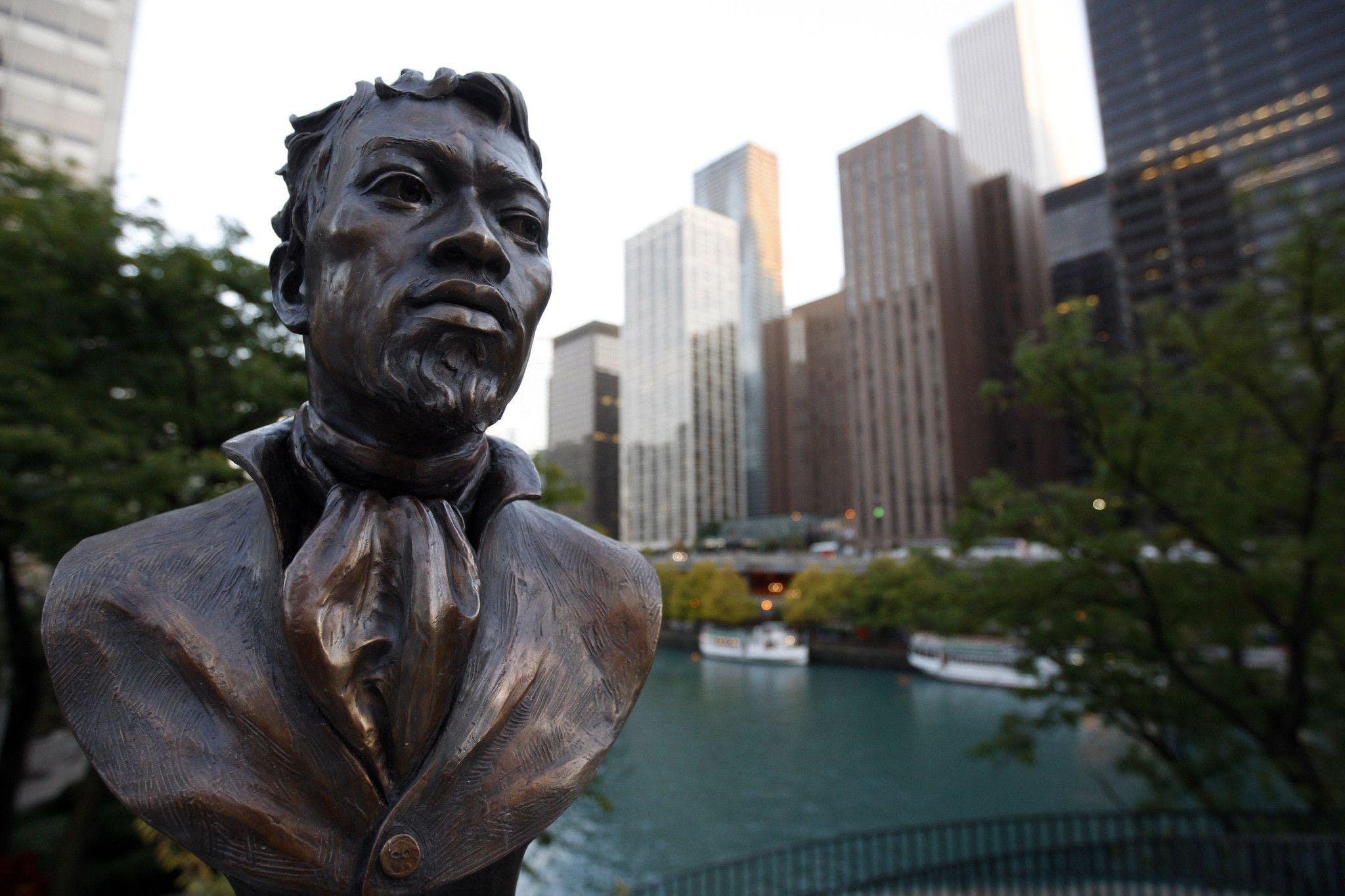 Chicago's Lake Shore Drive Renamed to Honor Haitian Settler