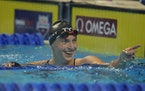 Katie Ledecky is one of several U.S. swimmers bringing star power to the pool for the Tokyo Games.